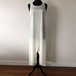 Ya Los Angeles Ivory Dress